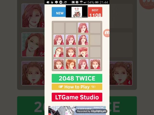 Twice?2048