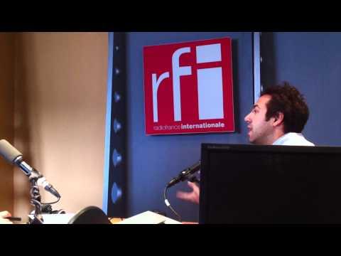 Extrait de l'interview de Alejandro Moreno Jashés sur RFI avec Jordi Batallé