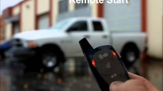 compustar rf 2wg5 sh 2 way led remote starter installed by rpm electronics