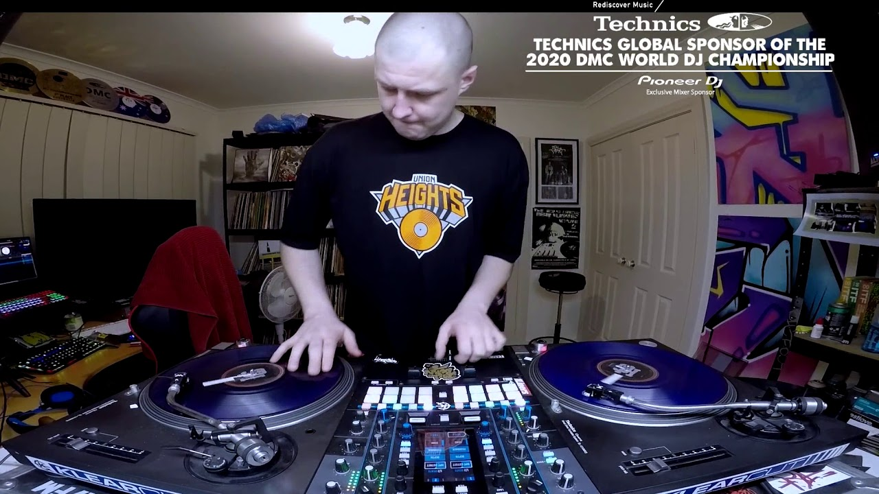 5 - WALLZEE (AUSTRALIA) - 2020 DMC TECHNICS WORLD DJ FINAL