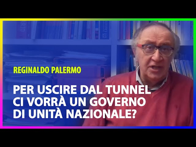 Incertezza sulla riapertura, per uscire dal tunnel ci vorrà un Governo di unità nazionale?
