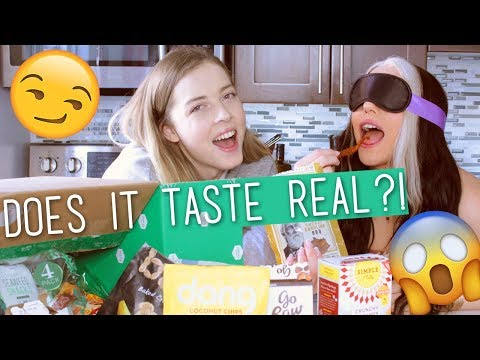 She Feeds Me? (vegan snacks) | Stef Sanjati
