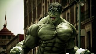 Hulk 3 Official Trailer 2015
