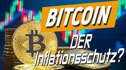 Bitcoin kaufen = Schutz vor Inflation?