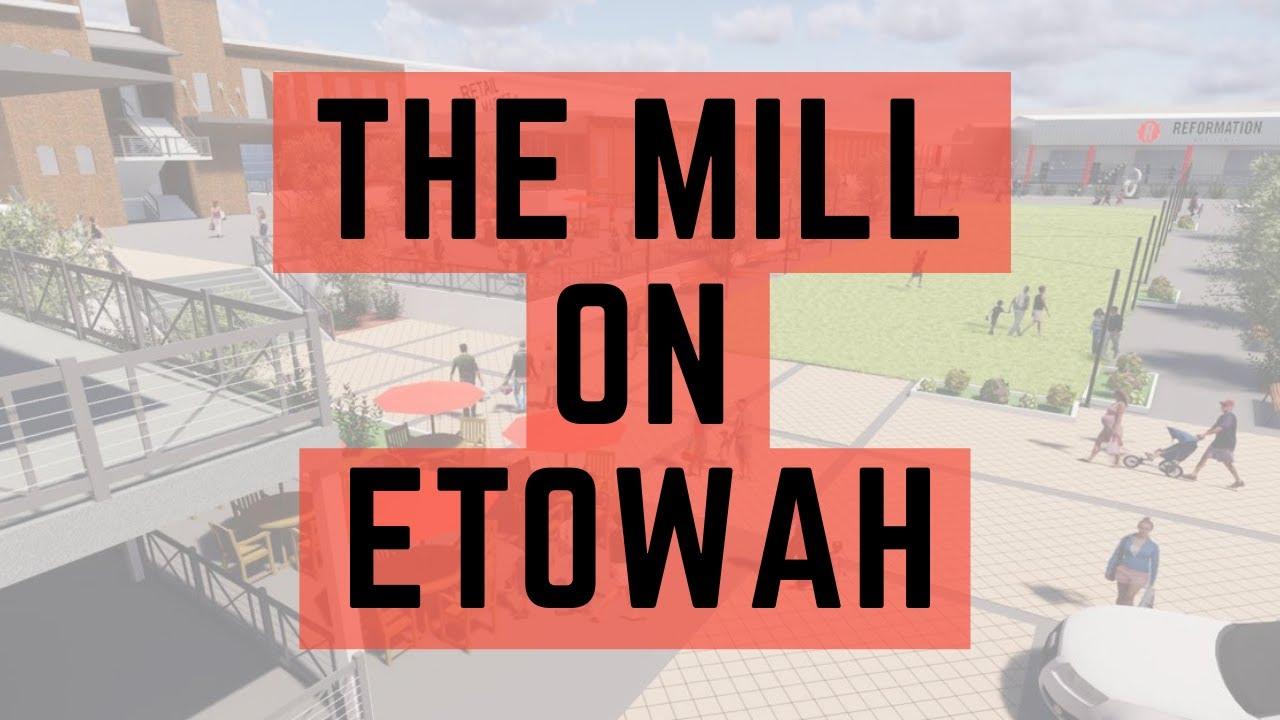 The Mill on Etowah in Canton, Georgia