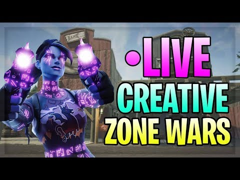 🔴EU ZONE WARS FORTNITE LIVE // XBOX / PS4 / SWITCH / MOBILE / PC