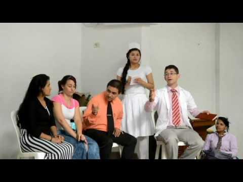 Nos vamos de viaje, drama escuela dominical Ipuc Juan Pablo