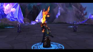 WoW Balance of Power Ending Quest Ret Paladin