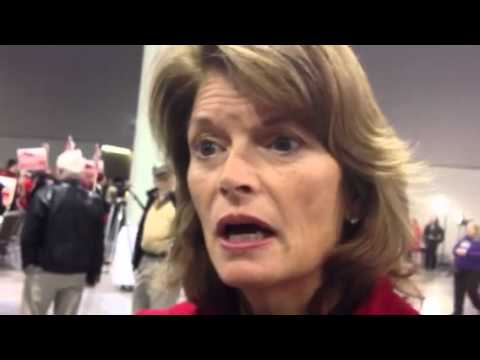 Sen. Lisa Murkowski on the Obama victory