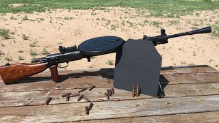 PUBG's Coolest Machine Gun In Real Life The DP28