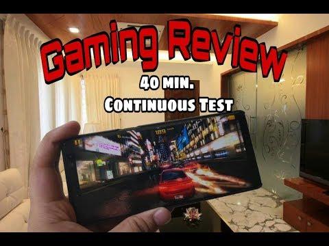 Samsung Galaxy Note 8 Gaming Review (with 40 min. Continuous Gaming) ||HINDI||
