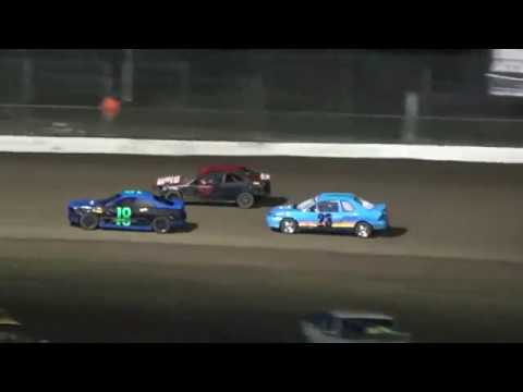 Grays Harbor Raceway, September 30, 2017, Outlaw Tuners A-Main
