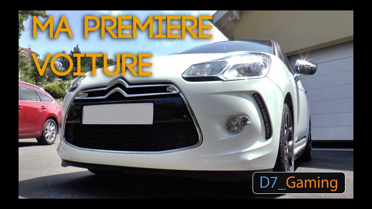 MA PREMIÈRE VOITURE ⎜Citroën DS3 - YouTube
