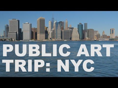 Public Art Trip: New York City   The Art Assignment   PBS Digital Studios