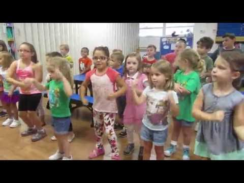 Grace Community School of Port Charlotte — Better When I'm Dancin'