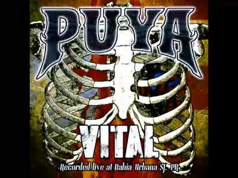 Puya - Erizo (w/ Intro) - VITAL
