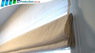 Римские шторы от JB Production(Римские шторы довольно популярной солнцезащитной системой. Римскую шторы можно установить на каждую створ..., 2015-01-05T18:11:54.000Z)