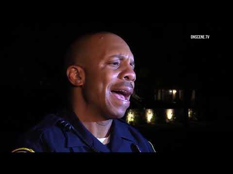 San Diego: Talmadge CVPD Pursuit 09072017