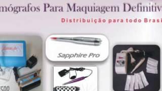 Materiais para maquiagem definitiva (micropigmentação)
