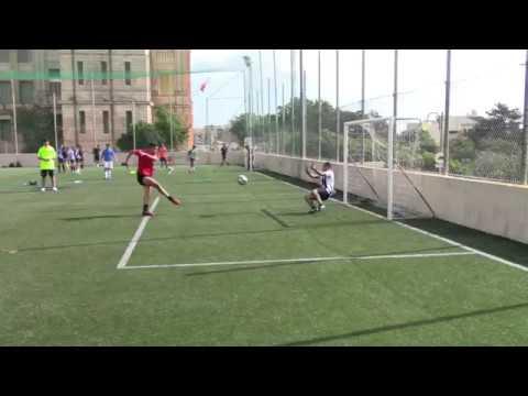 17s - 5 A Side - Rabat Ajax vs Attard - Penalties
