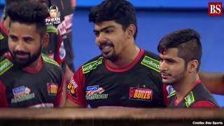 Pro Kabaddi 2019, Match 132: UP Yoddha vs Bengaluru Bulls video highlights