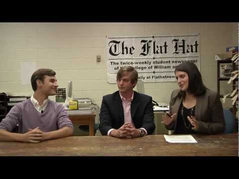 Flat Hat Insider Election Edition - October 7, 2012