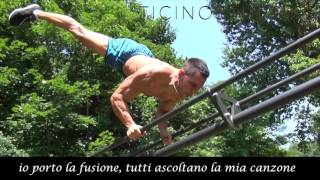 Fitness: il nostro stile di vita (Bodybuilding Rap in Italiano - musica motivazionale)