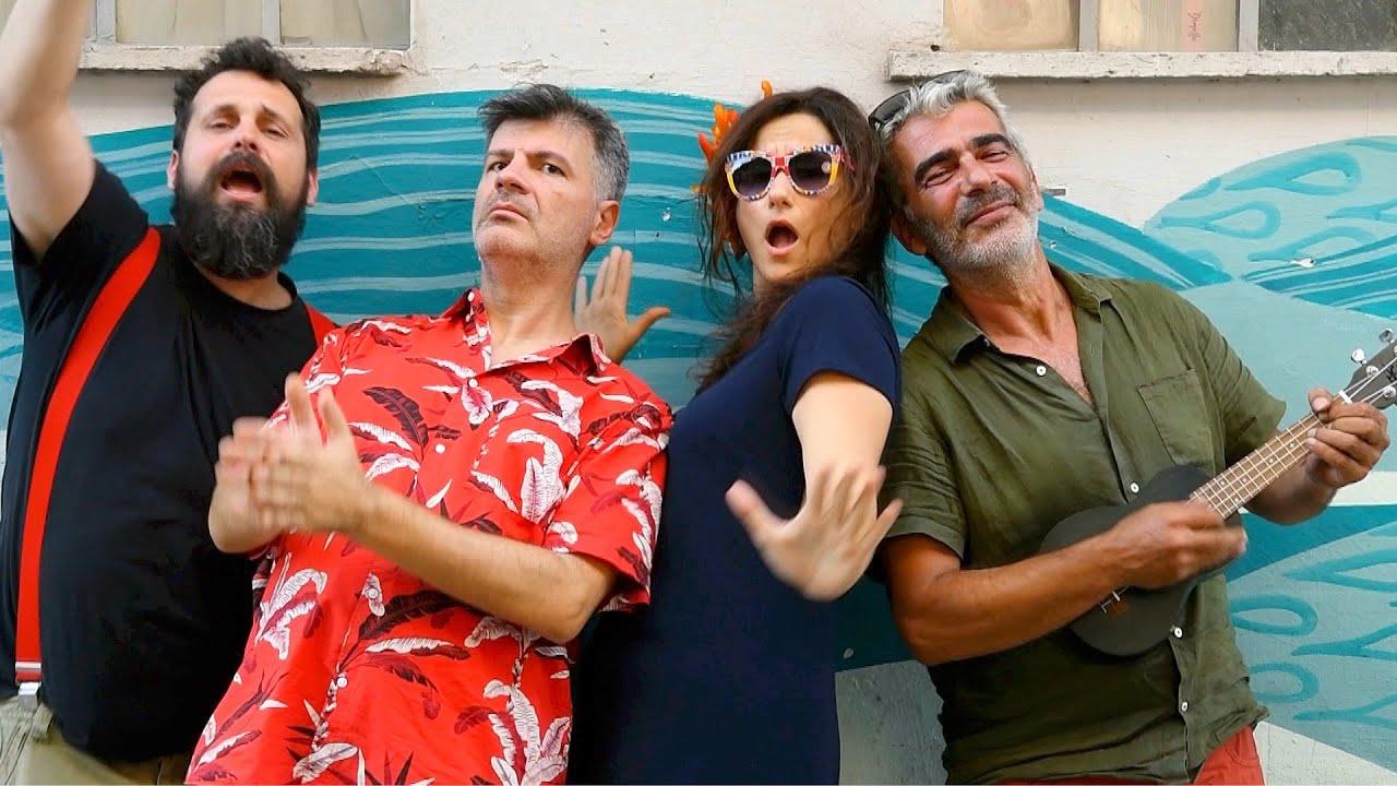 Πάμε στη Χονολουλού - Δημήτρης Μυστακίδης, Φοίβος Δεληβοριάς, Αγγελική Τουμπανάκη, Σπύρος Γραμμένος - YouTube