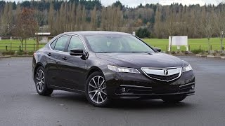 2015 Acura TLX Review - AutoNation