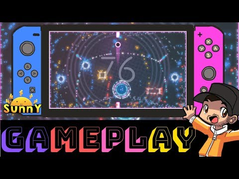Ding Dong XL Nintendo Switch Gameplay | Rhythm Techno Fun For 1 Dollar?
