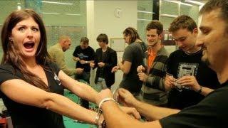 Hacking, Lockpicking and Hungarians @ Hacktivity 2012