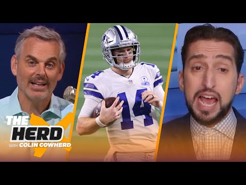 Andy Dalton to Chicago is not ideal; talks Pats free agency, LeBron for MVP — Nick Wright | THE HERD