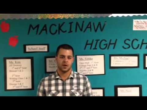 Mackinaw High School - Saginaw Township, MI