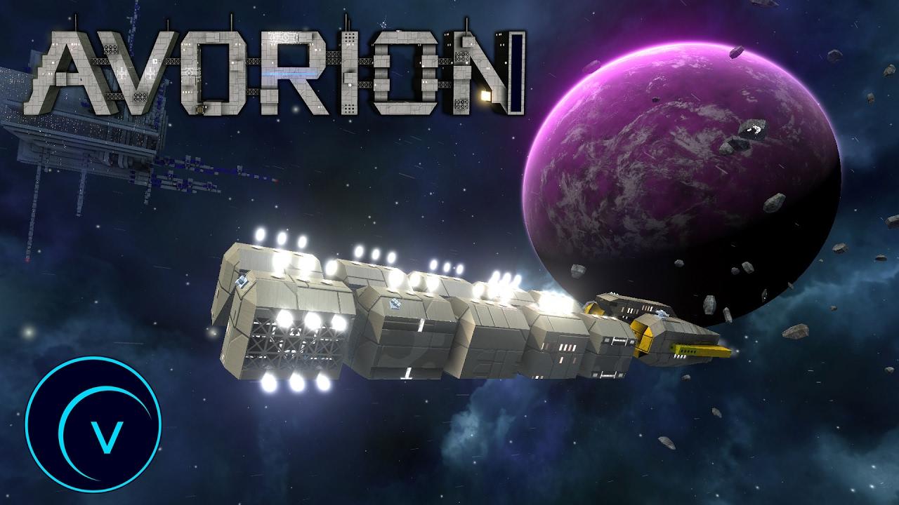 Русификатор на avorion