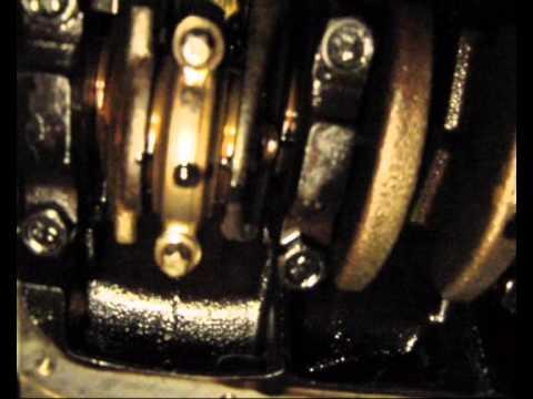 двигатель 21126 жрет масло
