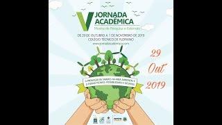 V Jornada Acadêmica - 29/10/2019 (Primeiro Dia)