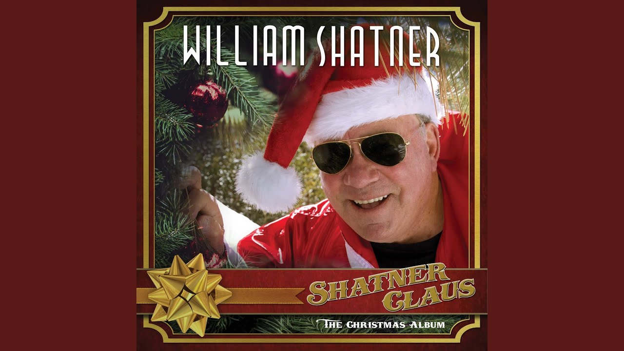 William Shatner – Jingle Bells [Traditional]