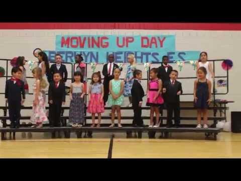 "Berwyn Heights ES- Mrs. Holland's Kindergarten Class' ""Hall Of Fame"""