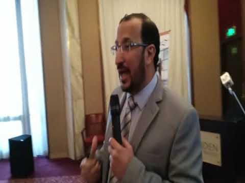 محاضرة الدكتور على الذيب بمؤتمر الشباب ريادة وقيادة بالقاهرة 2018