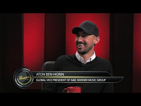 Global Vice President of A&R for Warner Music Group Aton Ben-Horin - Pensado's Place #319 Mp3