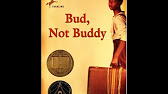 Bud Not Buddy Suitcase Project Youtube