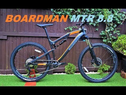 Boardman MTR 8.8 2018 Mountain Bike