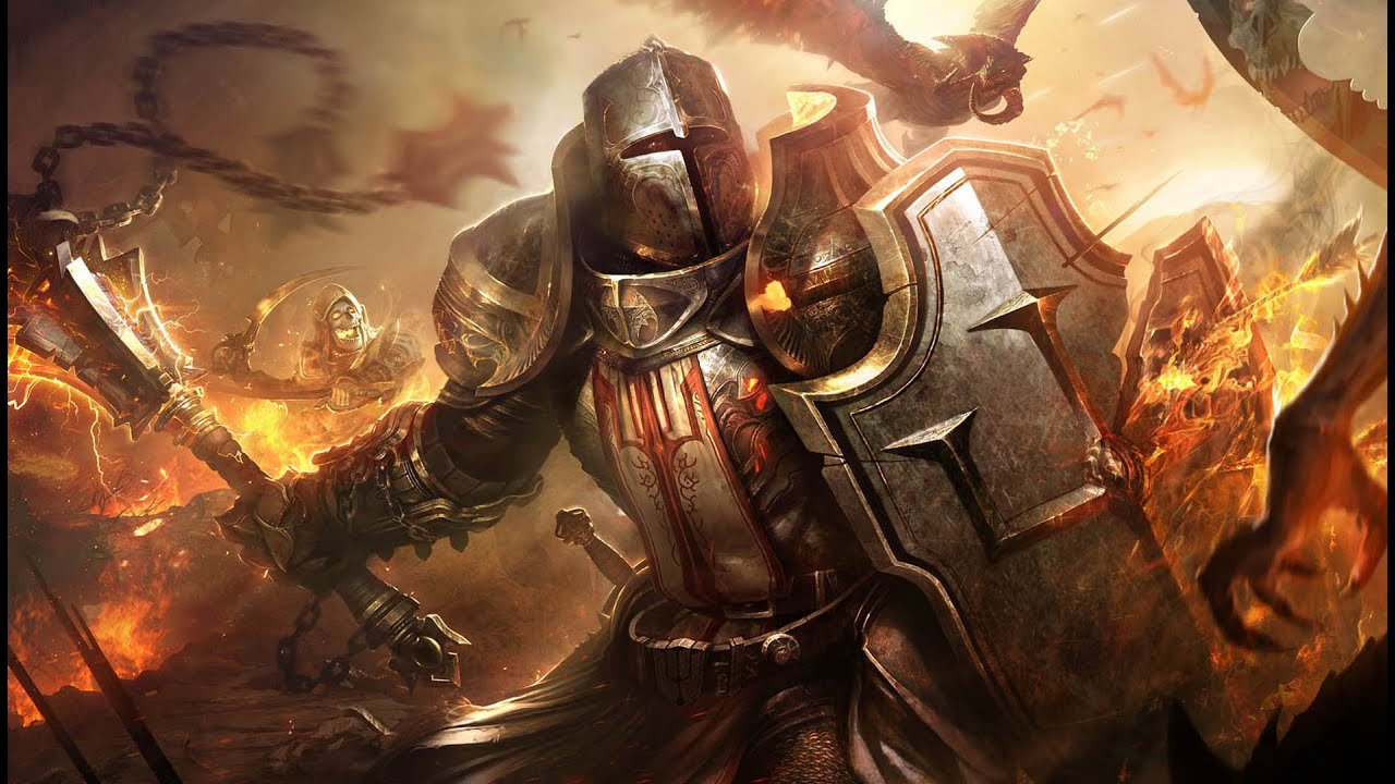diablo 3 ndash crusader - photo #22