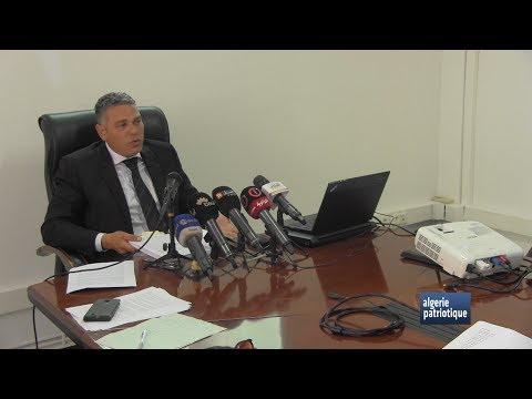 Le directeur de SLC révèle à la presse les documents falsifiés par Mouloud Meghezzi