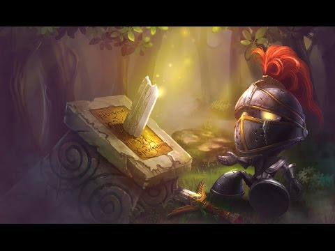 Skin Petit Chevalier Amumu - League of Legends