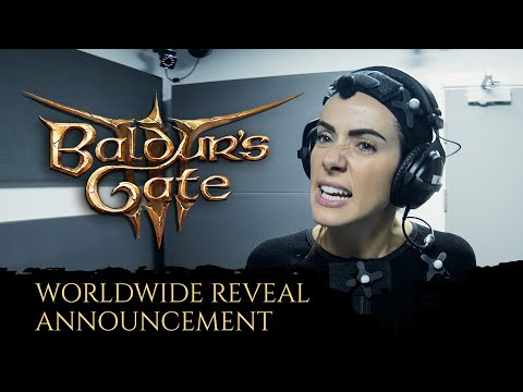 Baldur's Gate 3 World Gameplay Reveal Announcement