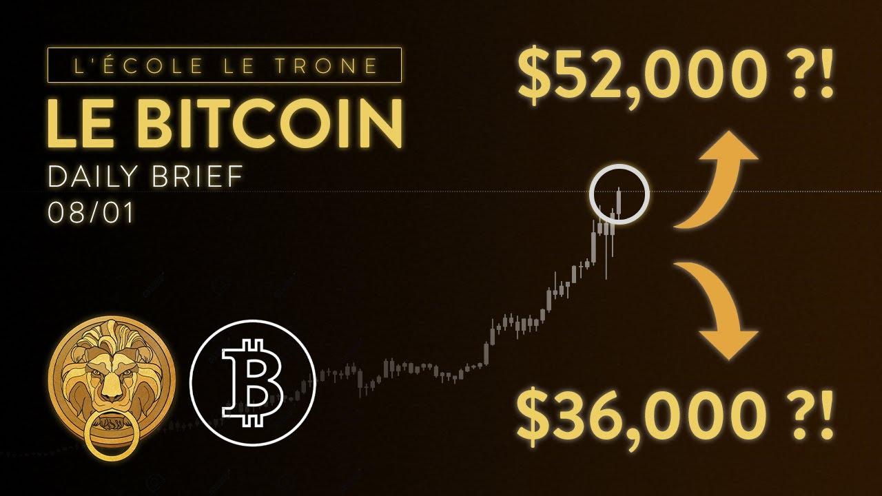 BITCOIN $52,000
