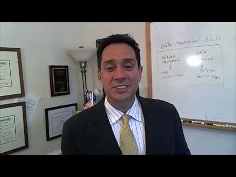 David Marco Discusses Data Management Best Practices with the Business Analytics Collaborative