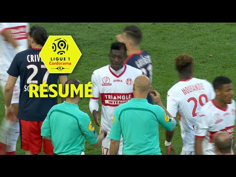 SM Caen - Toulouse FC ( - ) - Résumé - (SMC - TFC) / 2017-18