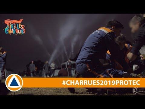 #Charrues2019Protec - Camping nuit